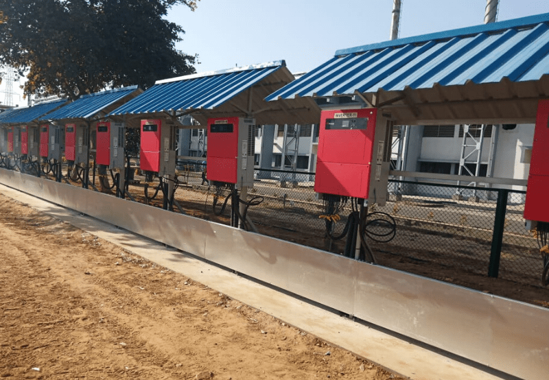GoodWe Supplies Inverters for 5 MW of Solar Projects Across Bosch's Facilities