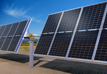 Tracking Bifacial Solar Modules Can Produce 35% More Energy_ Report