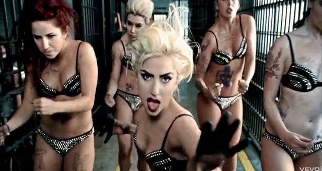 lady-gaga-studded-bra-video-screenshot