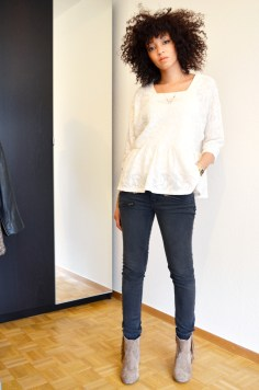 mercredie-blog-mode-geneve-suisse-maje-jean-scotch-afro-hair-spike-roseanna-ersatz-asos-isabel-marant-dickers-primark