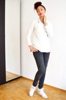 mercredie-blog-mode-geneve-suisse-serafini-manhattan-afro-hair-cheveux-frises-bun-chignon-chemise-mango-col3