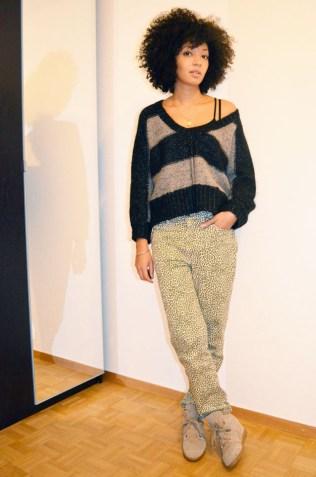 mercredie-blog-mode-look-lookbook-dg-dolce-gabbana-isabel-marant-kookai-imprime-leopard-sneakers-gros-pull