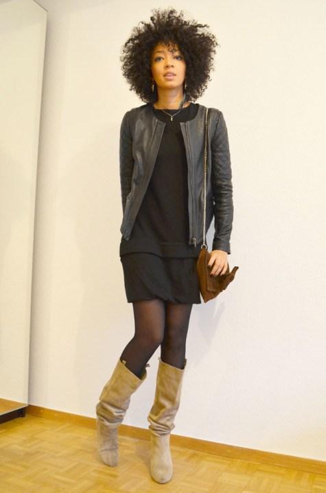mercredie-blog-mode-look-lookbook-style-robe-hm-bottes-zara-sac-nubuck-chaine