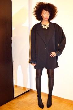 mercredie-blog-mode-martin-margiela-oversized-masculine-jacket-hm-zara-escarpins-nappy-hair-afro-3