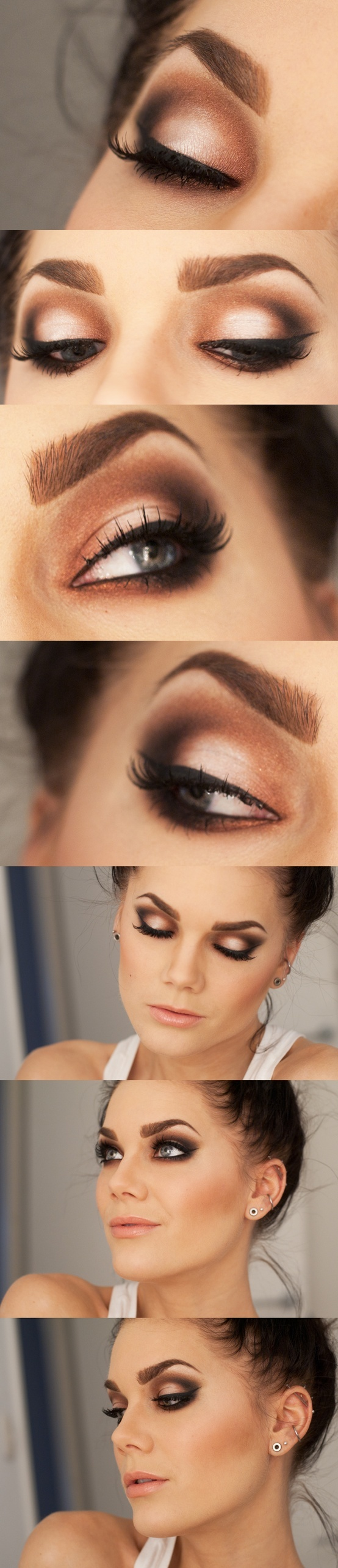 smokey-eyes-naturel-marron-brown-makeup-eye