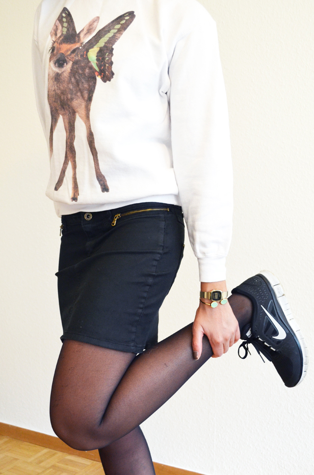 mercredie-blog-mode-beaute-suisse-geneve-sweat-blanc-jupe-zip-zara-running-nike-free-run-3