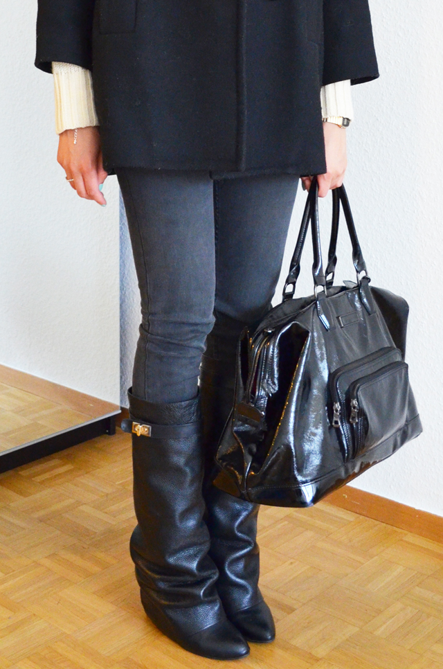 mercredie-blog-mode-geneve-suisse-jean-maje-scotch-gris-bottes-choies-givenchy-like-ersatz-manteau-caban-isabel-marant-sac-longchamp-legende-xl-kate-moss