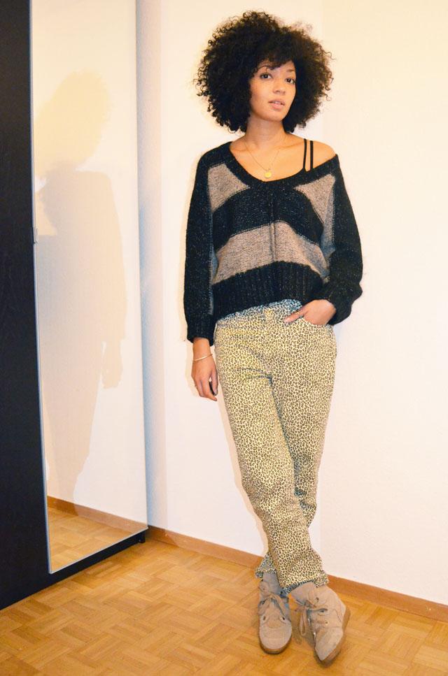 mercredie-blog-mode-dg-dolce-gabbana-isabel-marant-kookai-imprime-leopard-sneakers-gros-pull-1