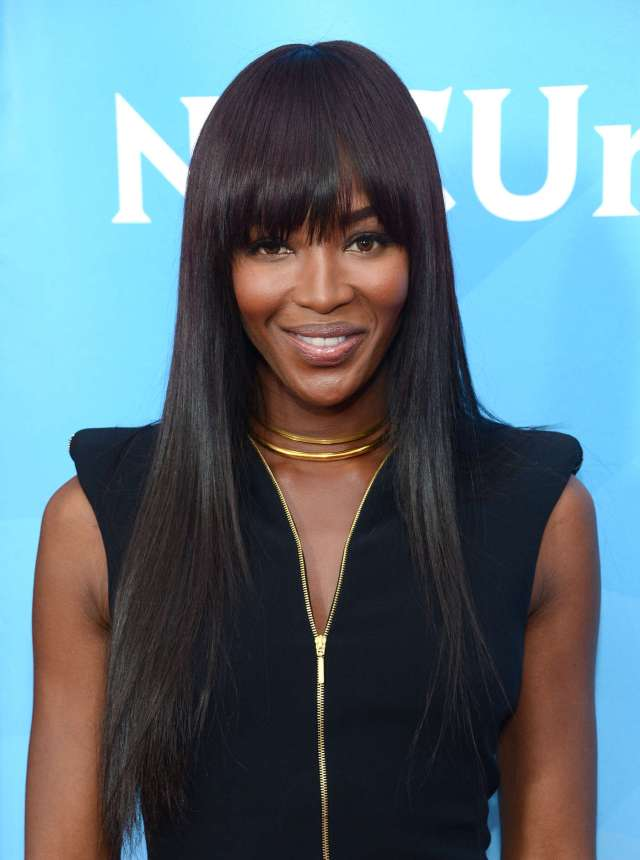 Naomi Campbell at NBC Winter TCA Tour 2013 -03