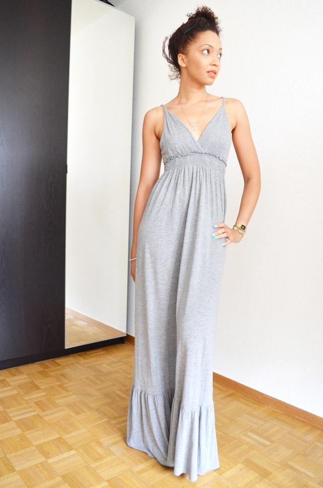 Maxi Dress Pour Maxi Temprature Mercredie