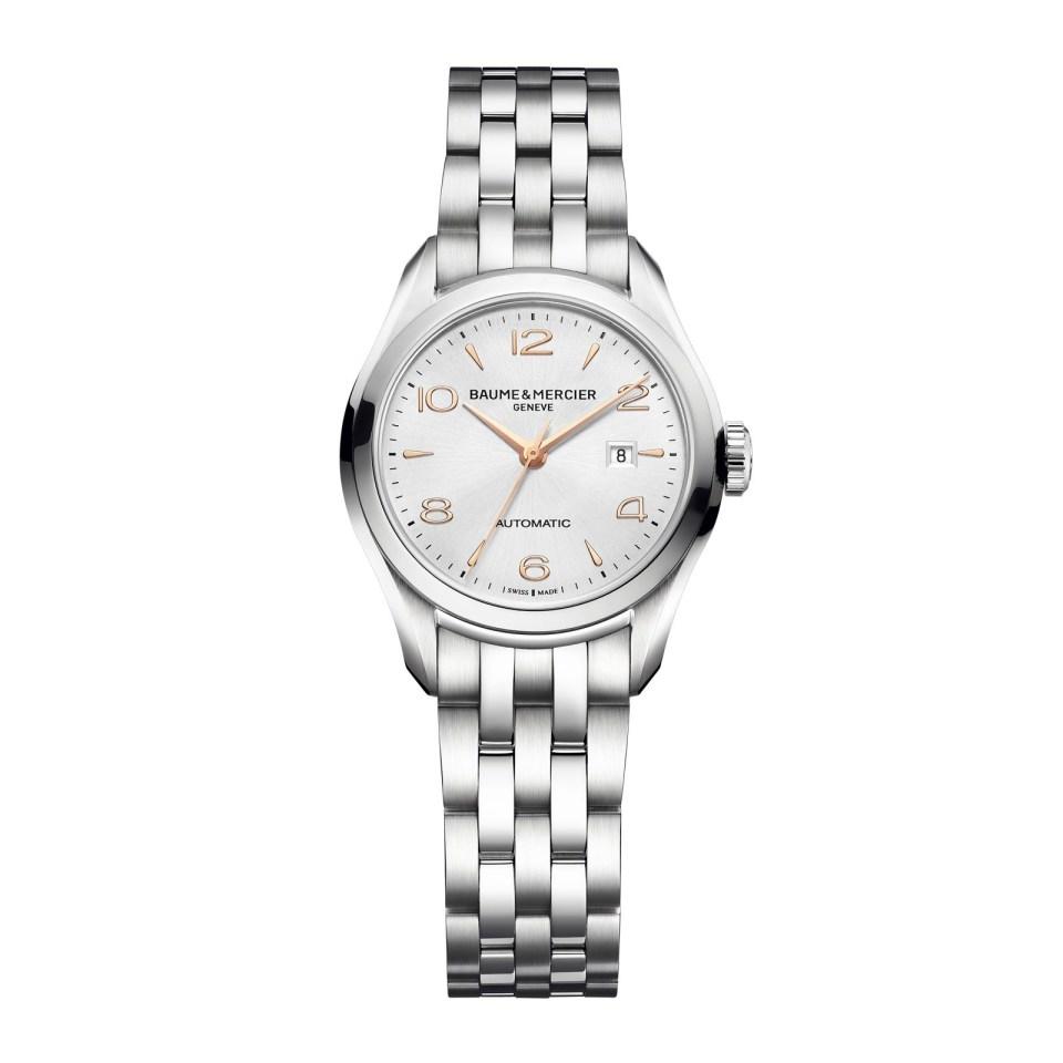 baume-et-mercier-clifton-10150-watch-face-view
