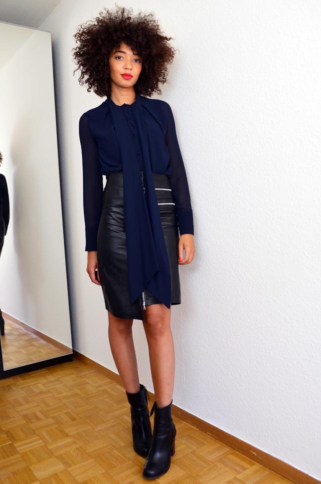 mercredie-blog-mode-geneve-jupe-bourbon-longue-slave-paris-cuir-bottines-h&m-2014-chemise-noeud-zara