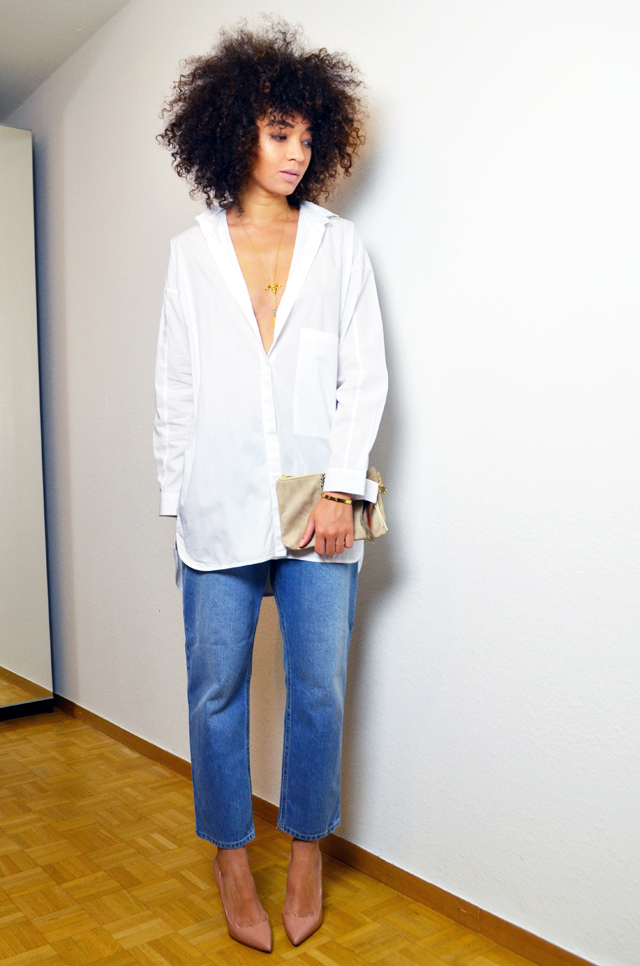 mercredie-blog-mode-corpus-christi-vente-privee-bijoux-collier-buffalo-honey-love-mac-jean-asos-boyfriend-acne-pop-like-louboutin-nude-pigalle-cheveux-frises-afro-nappy