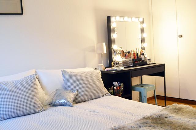 Ikea Miroir Ampoules Mercredie