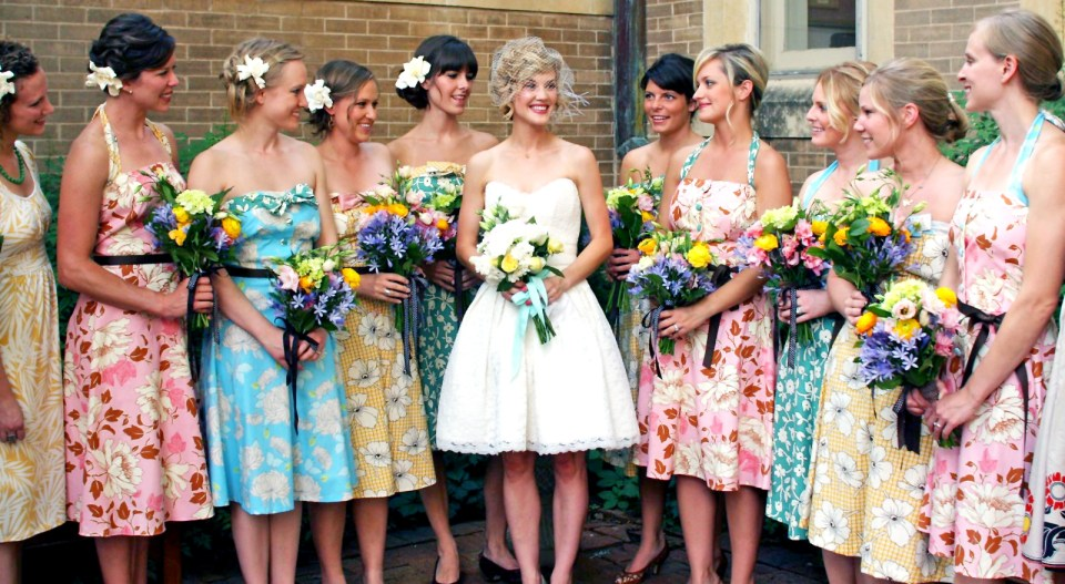 vintage-bridesmaid-dresses
