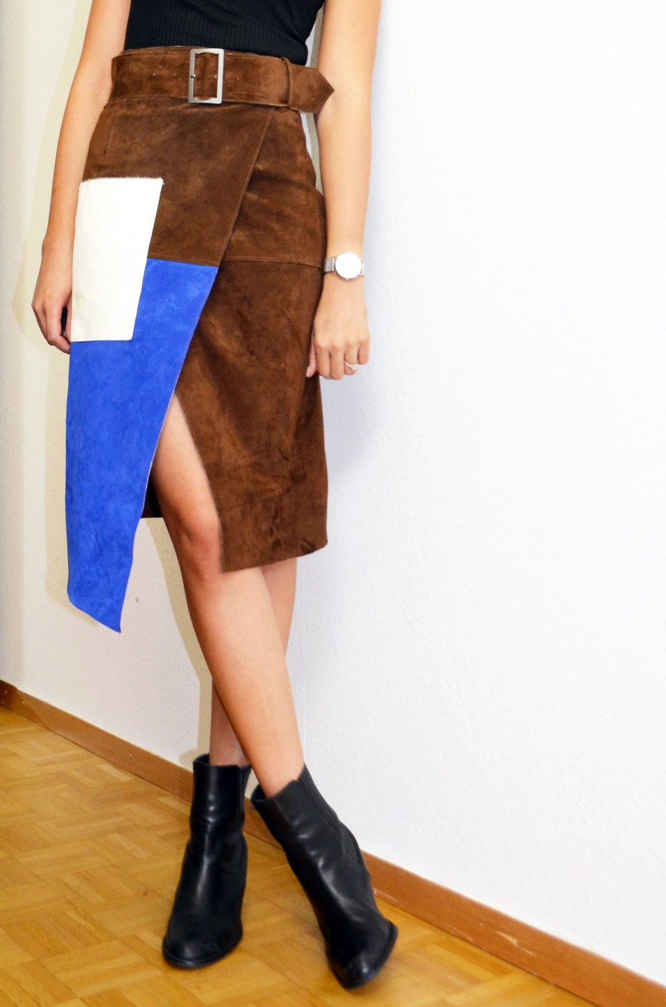 mercredie-blog-mode-geneve-jupe-asos-color-block-cuir-boots-cuir