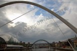 2014. The bridges of Newcastle-upon-Tyne