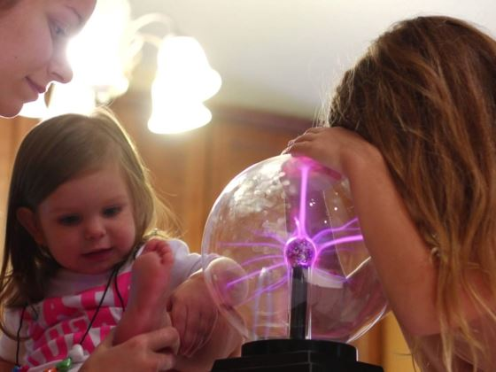 Quantum Camp for Kids; Science By Number asks Jen