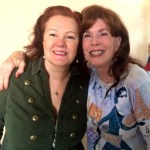 Patty Brown and Dr. Bunny Vreeland