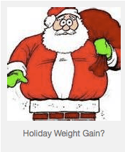 Ask Dr. Bunny.  Got a quick tip for staying slim during the holidays?