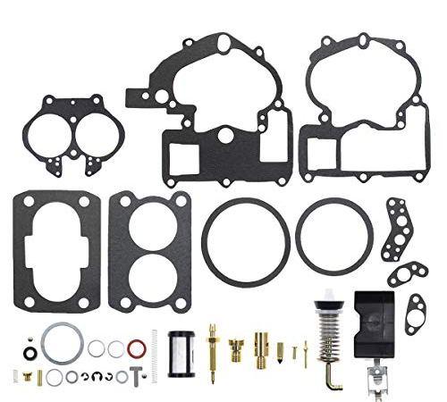 Rochester Carb Repair Kit Fits Mercarb 2 BBL 3302-804844002 1389 ...