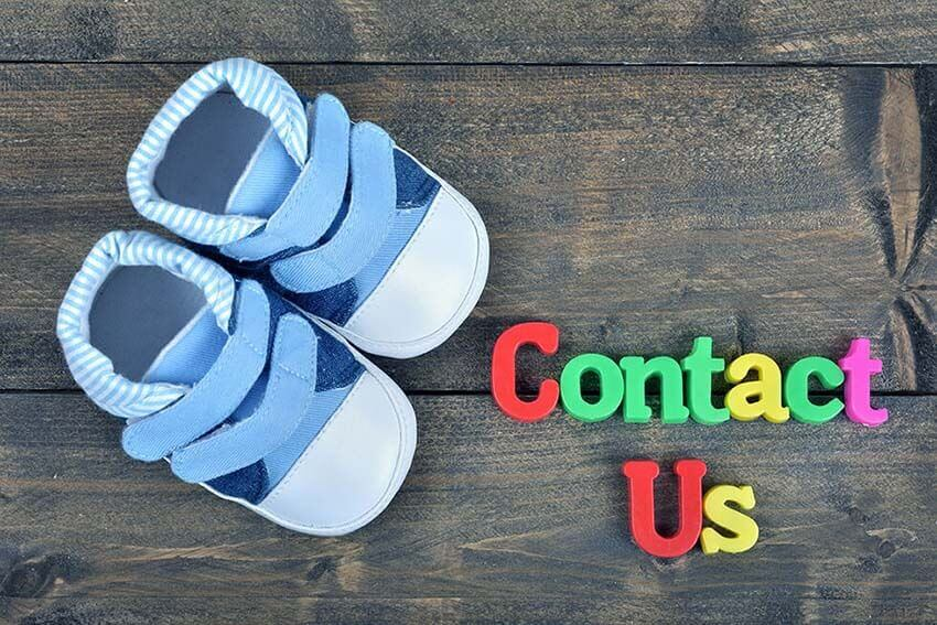 Contact us at Mercury Free Baby