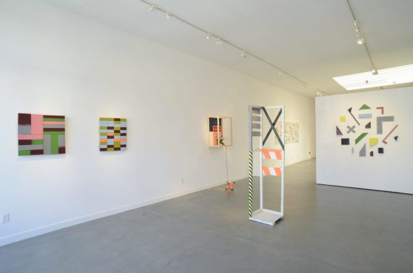 Out Here installation view