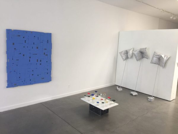 "Installation View, ""So This,"" 2018"