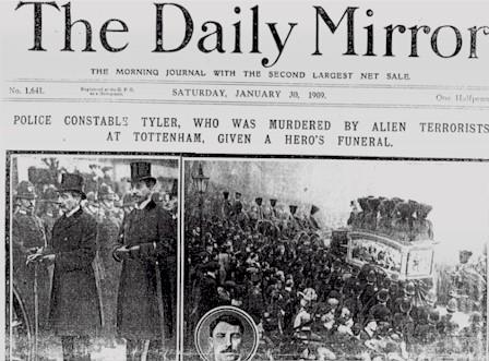 newspaper_heading_tottenham_outrage