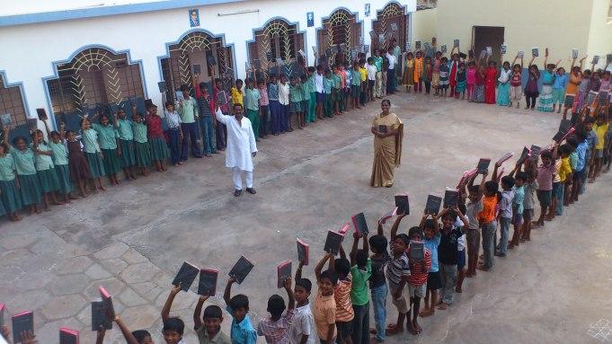 Bibles for Children.