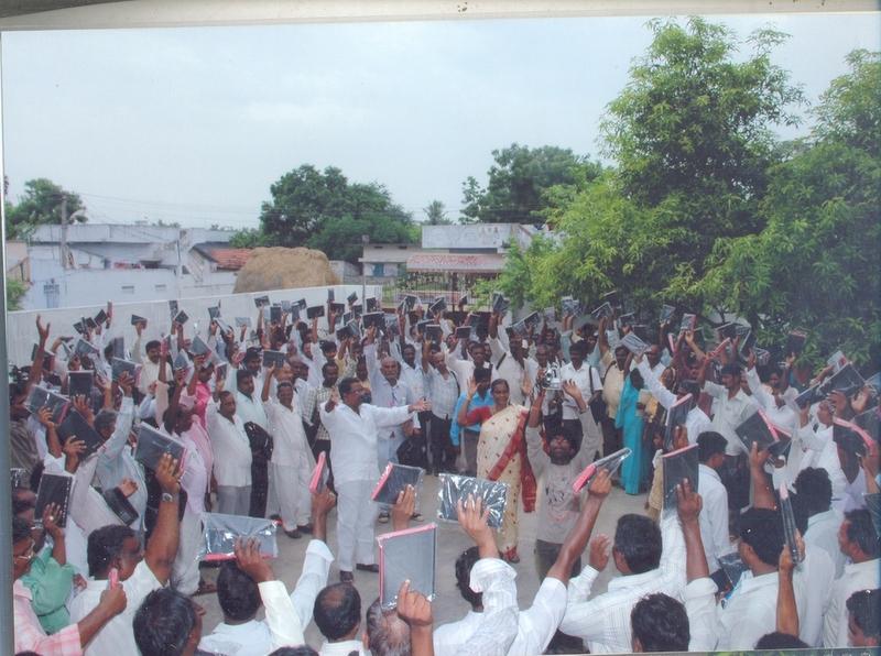 Pastors in Prayer
