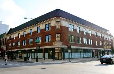 Harold Washington Apartments in Chicago, Ill.