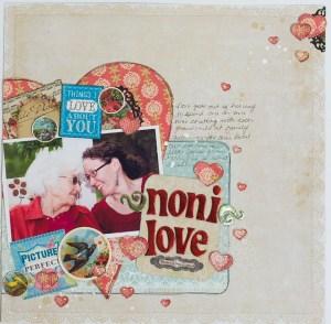 Noni Love Layout