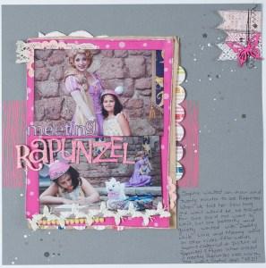 Rapunzel layout