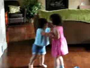 Live & Sophie Feel Like Dancing
