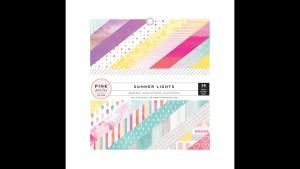 Summer Lights Scrapbooking Collection!