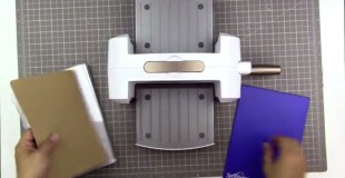 Spellbinders Platinum 6 Die Cutting and Embossing Machine