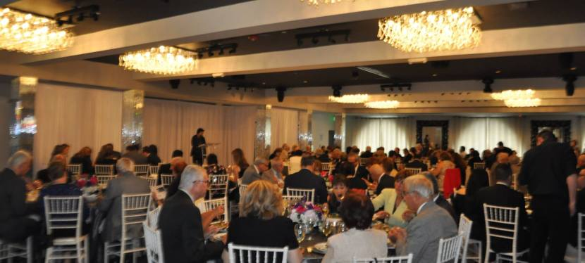 Merdinian School's 36th Anniversary Banquet  Honors Dr. John and Mrs. Mary Kassabian