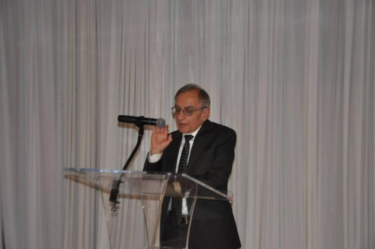 Dr. Nazareth Darakjian, AMAA President