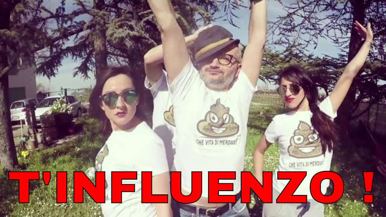 T'influenzo: l'inno degli influencer – il nuovo singolo di merdius