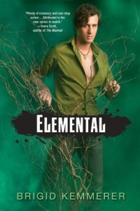Book Review: Elemental (Elemental # 0.5)