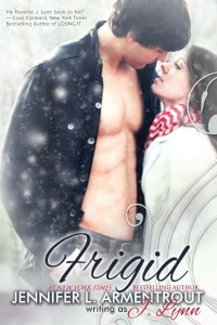 Frigid (by J. Lynn) Official Trailer Reveal + Giveaway