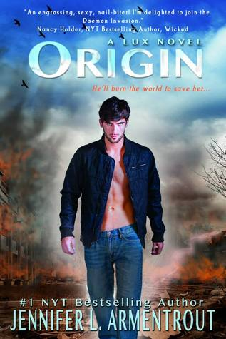 Origin (Lux #4) by Jennifer Armentrout + Giveaway!!!!