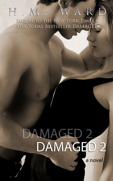 Release Event: Damaged 2 by H.M. Ward + Giveaway