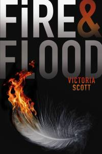 First Excerpt from Fire & Flood by Victoria Scott + Giveaway!