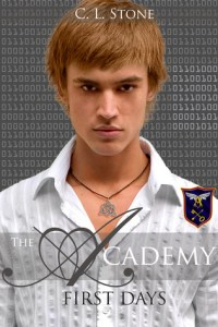 First Days (The Academy #2) by C.L. Stone