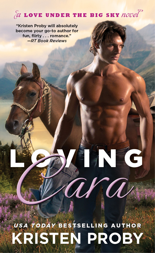 Cover Reveal: Loving Cara by Kristen Proby