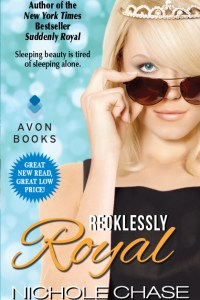 Cover Reveal: Recklessly Royal (Suddenly #2) by Nichole Chase