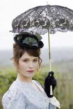 Gemma Arterton could make a lovely Hannah with some red added to her hair.
