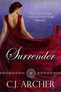 12 DAYS of Reviews & Giveaways: Surrender by C.J. Archer